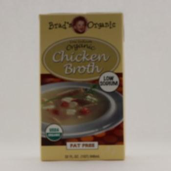 Brads OG Chicken Broth 32 oz