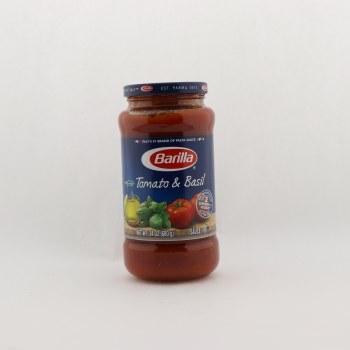 Barilla Tomato Basil 26 oz