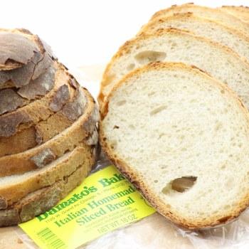 Damato's Bakery Italian Homemade Sliced Bread, 2lbs. 32 oz