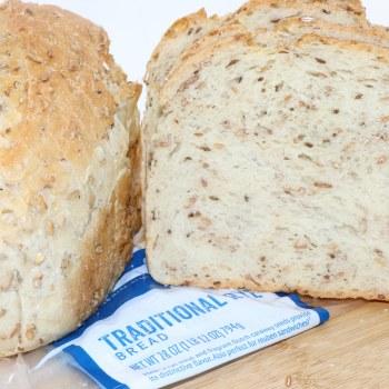 Breadsmith Traditional Rye Bread  28 oz