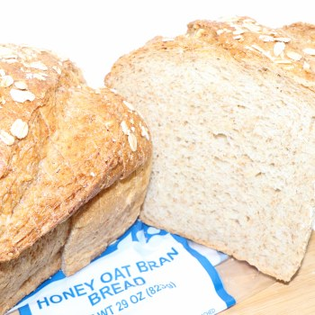Breadsmith Honey Oat Bran Bread  29 oz