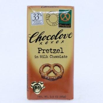 Chlove Pretzel Chocolate