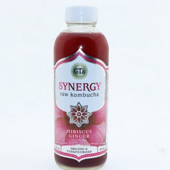Gts Synergy Hibiscus Ginger