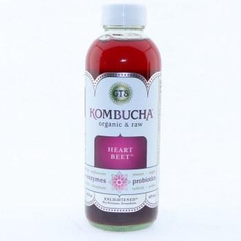 Gts Kombucha Heart Beet