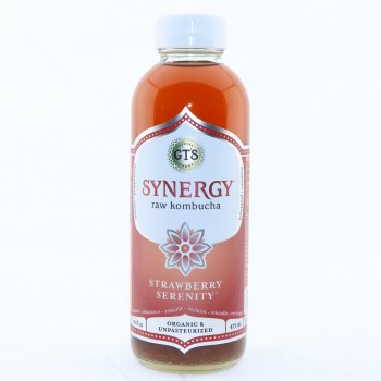 Gts Strawberry Serenity