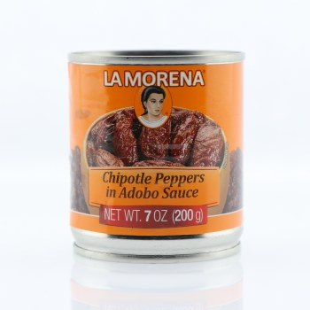 La Morena Chipotle Peppers in Adobo Sauce 7 oz