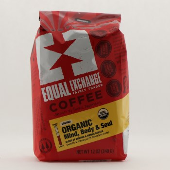Ee Mind Body Coffee Ground