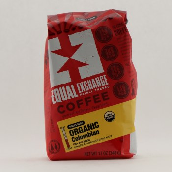 Equal Exchange Organic Colombian