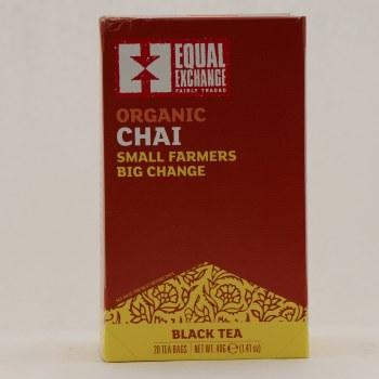 Equal Exchange Organic Chai Black Tea 1.41 oz