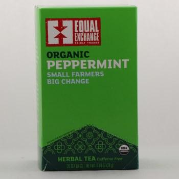 Equal Exchang Organic Peppermint Tea 0.99 oz
