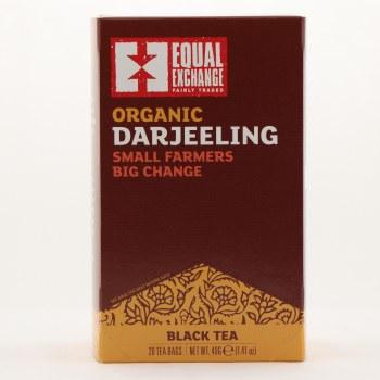 Equal Exchange Organic Darjeeling Black Tea 1.41 oz
