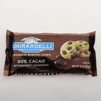 Ghirardelli 60% Baking Chips