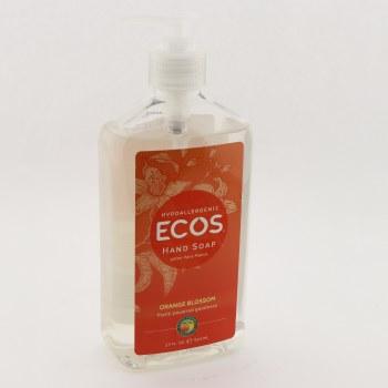 Ecos Hand Soap Orange Blossom 17 oz