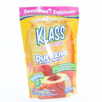 Klass Peach Mix