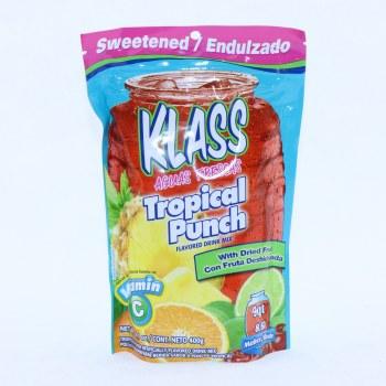 Klass Tropical Punch Mix