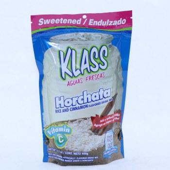 Klass Horchata Mix