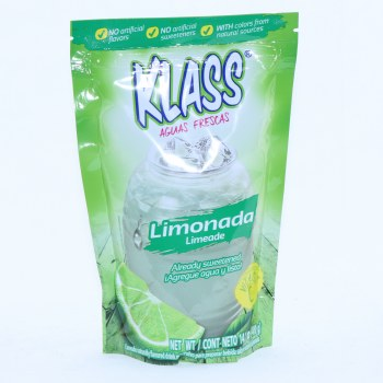 Klass Lemonade Mix
