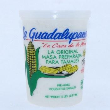 La Guadalupana Pre-Mixed Dough For Tamales 5 lbs