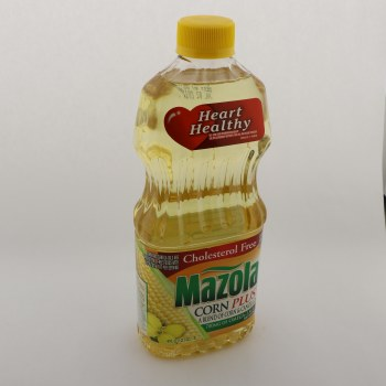 Mazola Corn Plus Oil