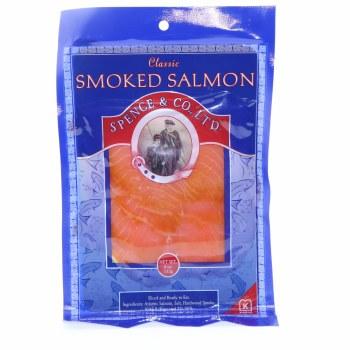 Spence & Co. Classic Smoked Salmon 4 oz