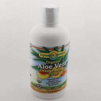 Dynamic Health Aloe Juice 32 oz