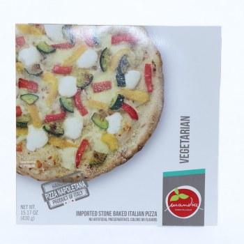 Mandia Vegeterian Pizza