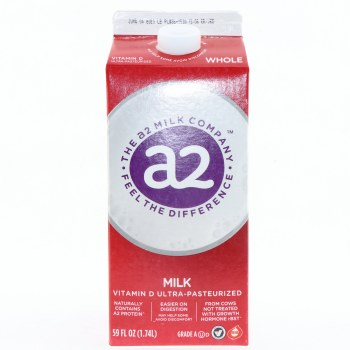 The A2 Milk Comp Whole