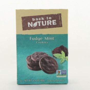 Btn Fudge Mint Cookies