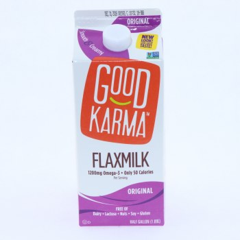 Gk Original Flax Milk