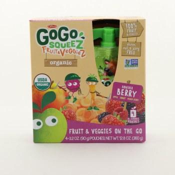 Gogo Sqz Boulder Berry