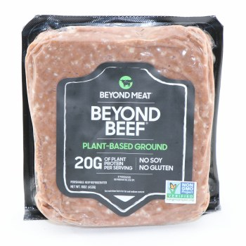 Beyond Meat Plant Based Ground