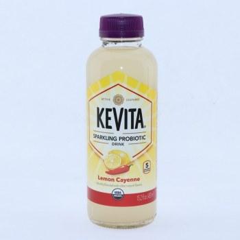 Kevita Lemon Cayenne Drink
