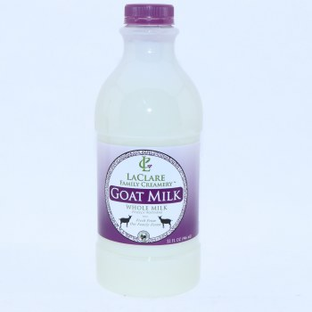 La Clare Goat Milk Whole
