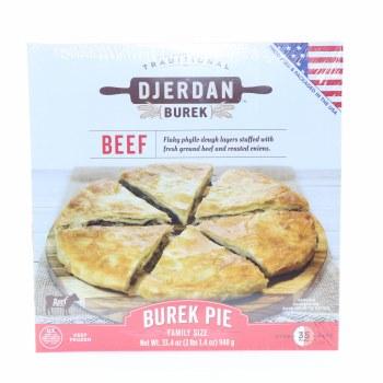 Djerdan Beef Burek Pie, Family Size 950 gr