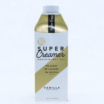 Kitu Super Creamer Vanilla  25.4 oz