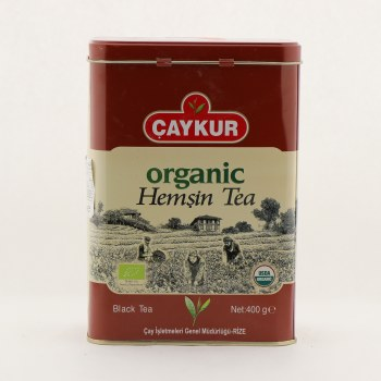 Caykur Organic Black Tea 400 g
