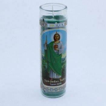 Brilux San Judas Candle