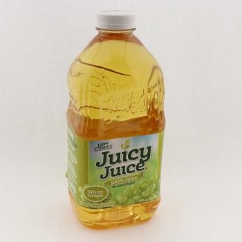 Juicy Juice White Grape 100Per Cent Juice 64 oz