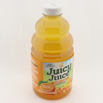Juicy Juice Orange Tangerine