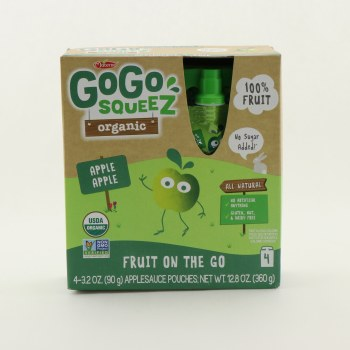 Gogo Sqz Double Apple
