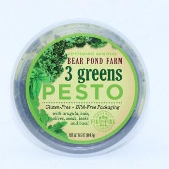 Bear Pond Farm 3 Greens Pesto