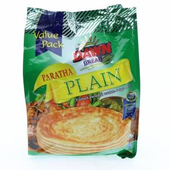 Dawn Bread Frozen Plain Paratha  85 oz