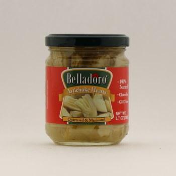Belladoro artichoke hearts 6.7 oz