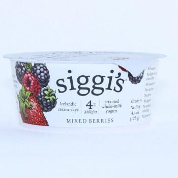 Siggi's Mixed Berries 4%