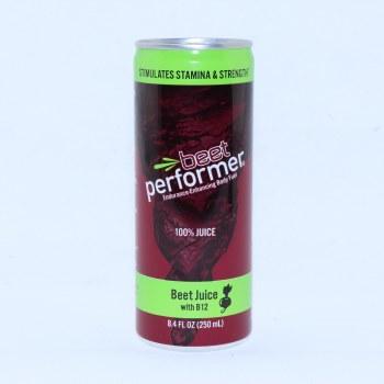 Beet Performer Endurance-Enhancing Body Fuel. 100% Juice  8.4 oz
