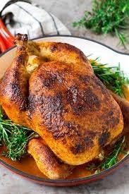 Roasted Greek Chicken