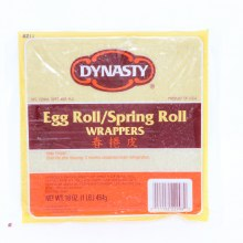 Dynasty Egg Roll Wrap