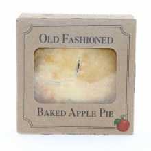 Old Fashioned Baked Apple Pie 4 oz each