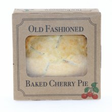 Old Fashioned Baked Cherry Pie 4oz 4 oz each