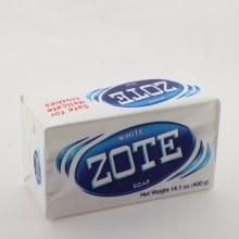 Zote Soap White